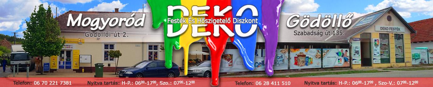 Deko Festék Diszkont Kft.